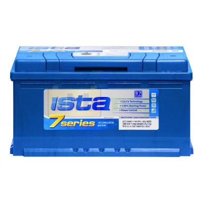 Автомобильный аккумулятор Ista 6СТ-100 7 Series