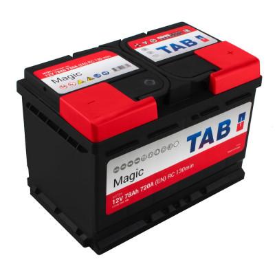 Аккумулятор TAB 6СТ-78 Magic