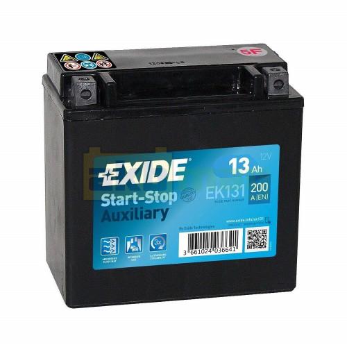 Дополнительный аккумулятор Exide 6СТ-13 EK131