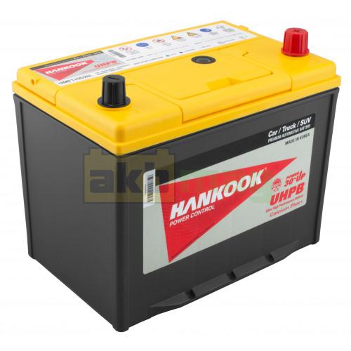 Автомобильный аккумулятор Hankook 6СТ-85 UMF 115D26L