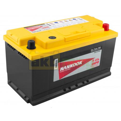 Автомобильный аккумулятор Hankook 6СТ-105 UMF 60500