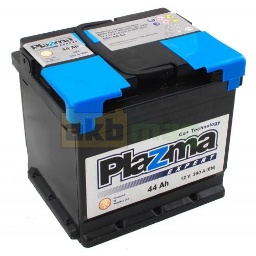 Автомобильный аккумулятор Plazma 6СТ-44 Expert
