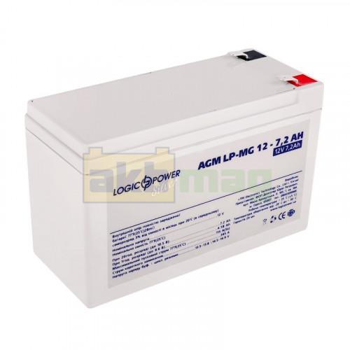 Аккумулятор LogicPower LPM-MG12-7,2