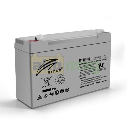 Аккумулятор Ritar RT6100