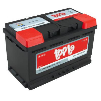 Аккумулятор Topla 6СТ-100 Energy Short