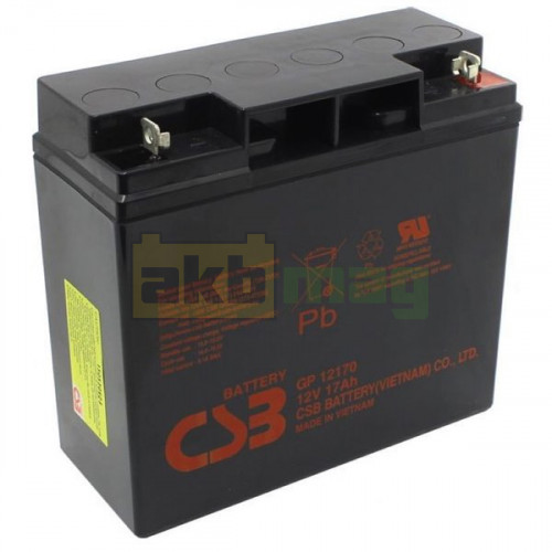Аккумулятор CSB GP12170B1