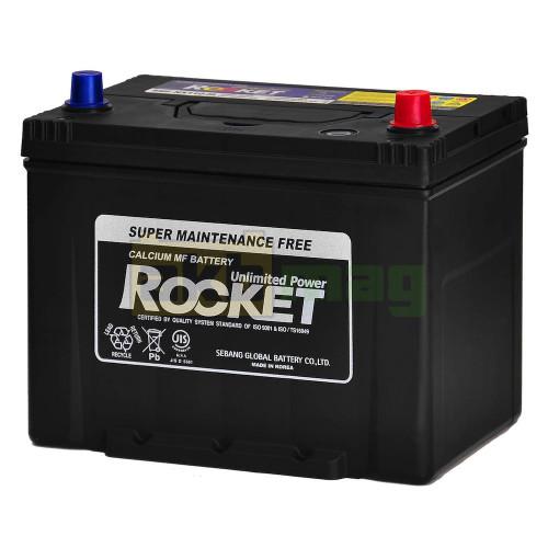 Автомобильный аккумулятор Rocket 6СТ-70 80D26L