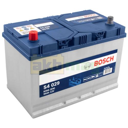 Автомобильный аккумулятор Bosch 6СТ-95 S4 029 0092S40290