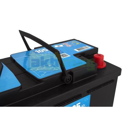 Автомобильный аккумулятор Exide 6СТ-105 Start-Stop EFB EL1050