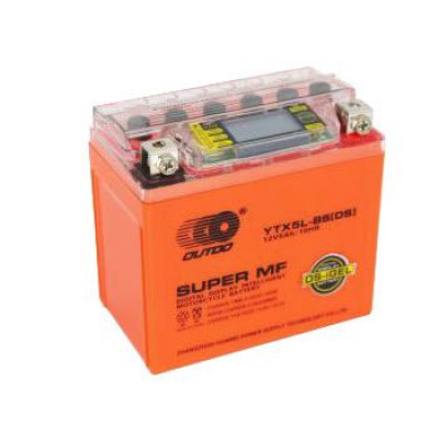 Мото аккумулятор Outdo 6СТ-5 YTX5L-BS