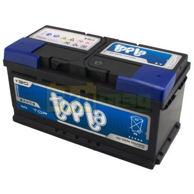 Аккумулятор Topla 6СТ-100 TOP