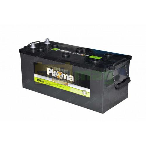 Грузовой аккумулятор Plazma 6СТ-190 Premium