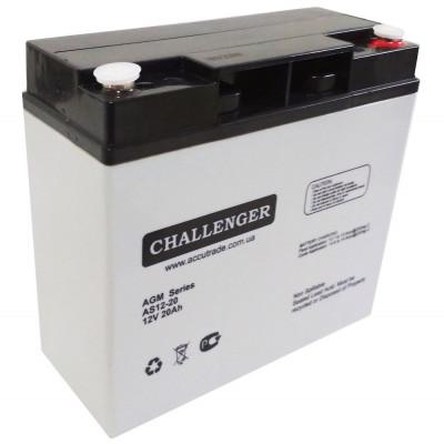 Аккумулятор Challenger A12-20