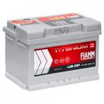 Fiamm 6СТ-60 Titanium Pro 600A H