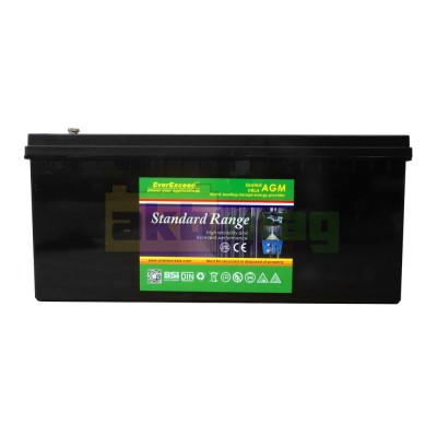 Аккумулятор EverExceed ST12-180 Standard Range