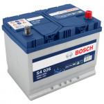 Bosch 6СТ-70 S4 026 0092S40260