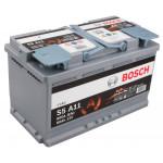 Bosch 6СТ-80 S5 A11 AGM 0092S5A110