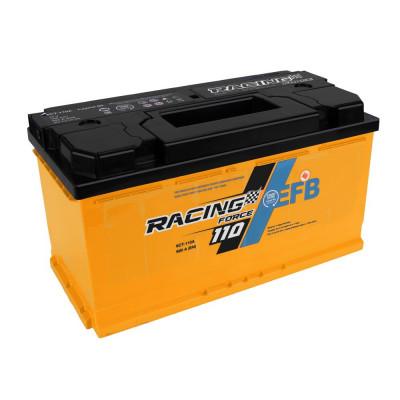 Автомобильный аккумулятор Racing Force 6СТ-110 EFB
