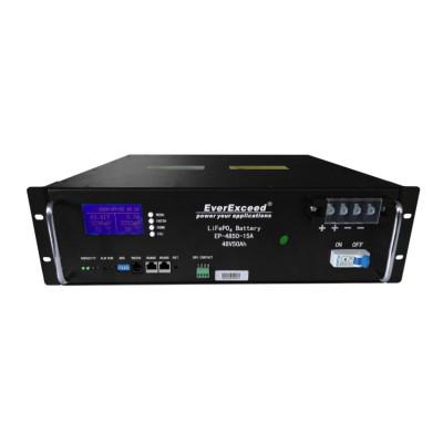 Аккумулятор EverExceed LiFePO4 48V 50AH EP-4850-15A