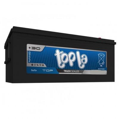 Грузовой аккумулятор Topla 6СТ-225 TOP Truck