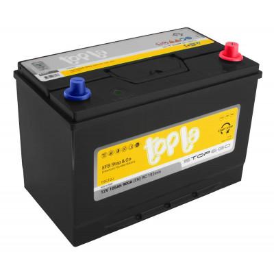 Аккумулятор Topla 6СТ-105 Start-Stop EFB R