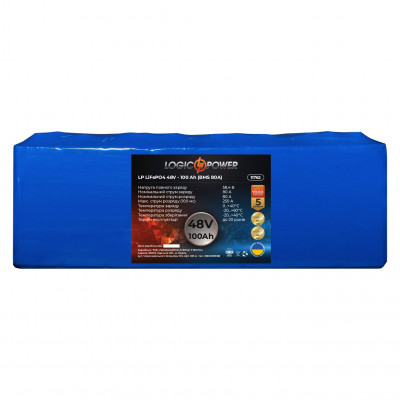 Аккумулятор LogicPower LiFePO4 48V 100AH (BMS 60)