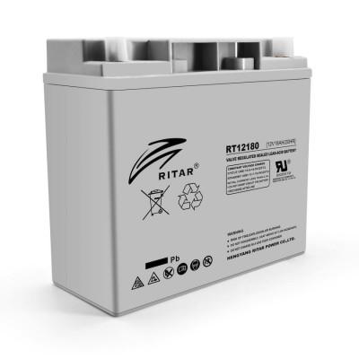 Аккумулятор Ritar RT12180