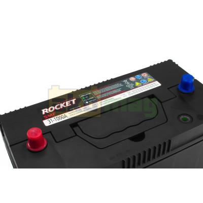 Грузовой аккумулятор Rocket 6СТ-120 31-1000A