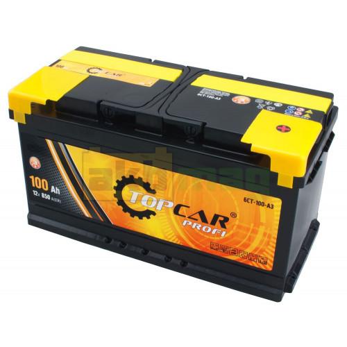 Аккумулятор Top Car 6СТ-100 Profi