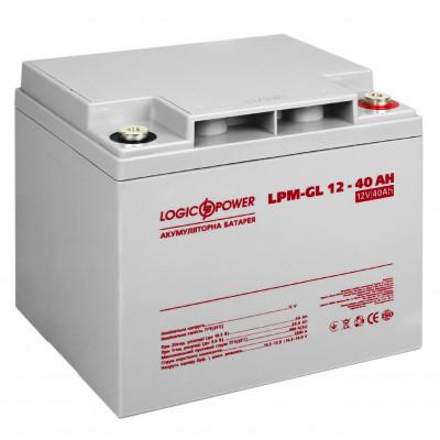 Аккумулятор LogicPower LPM-GL12-40