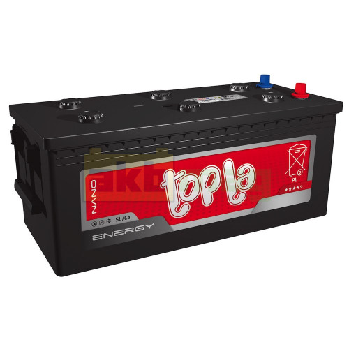 Грузовой аккумулятор Topla 6СТ-225 Energy Truck