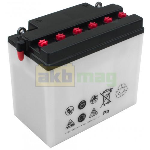 Мото аккумулятор Exide 6СТ-19 EB16-B