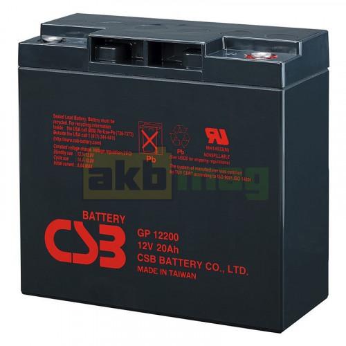 Аккумулятор CSB GP12200