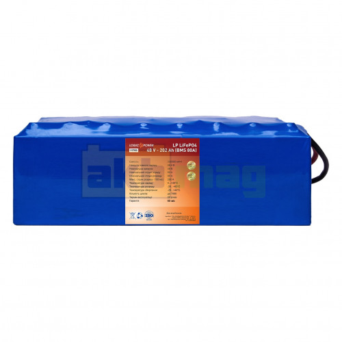 Аккумулятор LogicPower LiFePO4 48V 202AH (BMS 80)