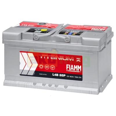 Автомобильный аккумулятор Fiamm 6СТ-85 Titanium Pro