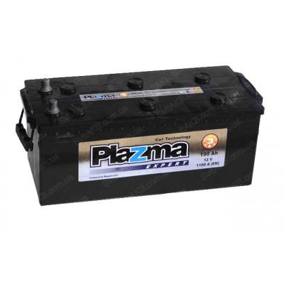 Грузовой аккумулятор Plazma 6СТ-140 Expert