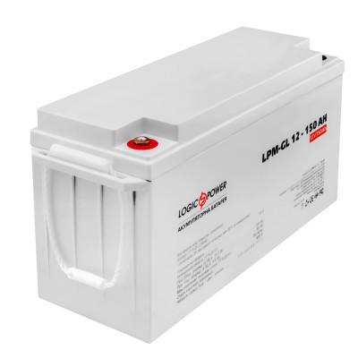 Аккумулятор LogicPower LPM-GL12-150