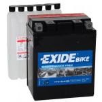 Exide 6СТ-12 ETX14AH-BS
