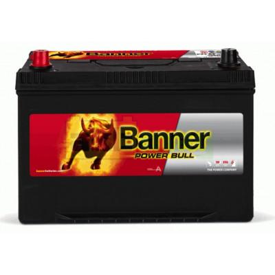 Автомобильный аккумулятор Banner 6СТ-95 Power Bull P9505