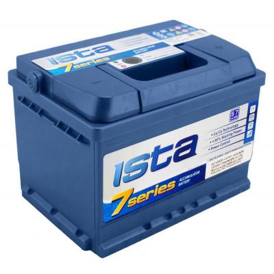 Автомобильный аккумулятор Ista 6СТ-65 7 Series R