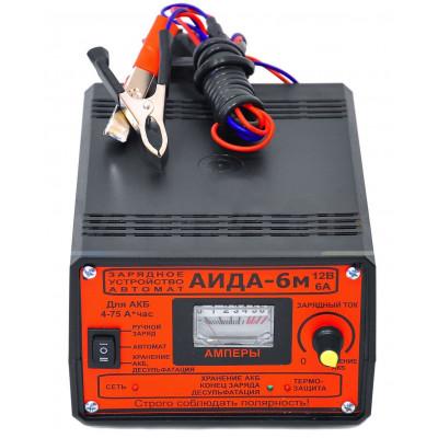 Зарядное устройство АИДА 6М