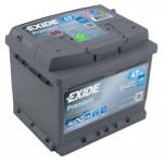 Exide 6СТ-47 Premium EA472