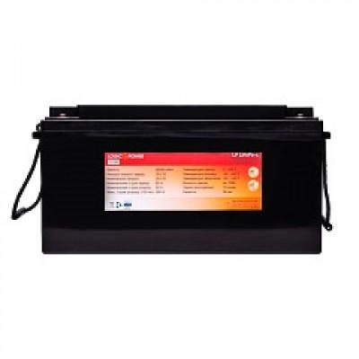 Аккумулятор LogicPower LiFePO4 12V 202AH (BMS 80) Пластик