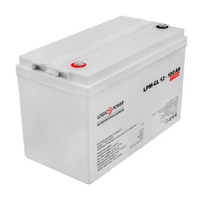 Аккумулятор LogicPower LPM-GL12-100