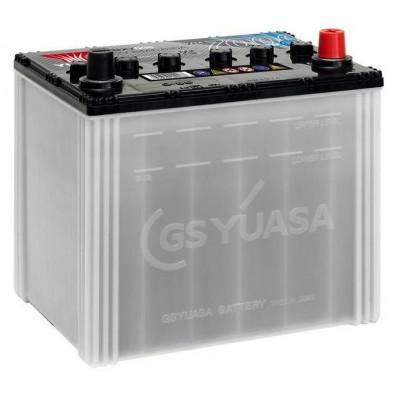 Автомобильный аккумулятор Yuasa 6СТ-64 EFB YBX7005