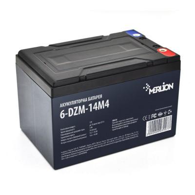 Тяговый аккумулятор MERLION 6-DZM-14