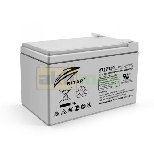 Аккумулятор Ritar RT12120