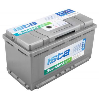 Автомобильный аккумулятор Ista 6СТ-100 Standard R