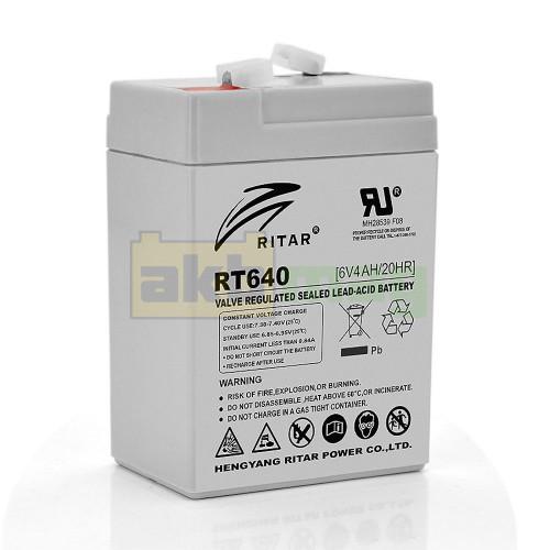 Аккумулятор Ritar RT640
