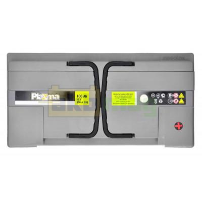 Автомобильный аккумулятор Plazma 6СТ-100 Premium